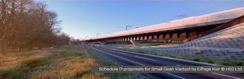 Small Dean Viaduct